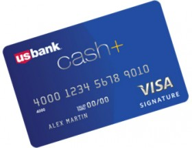 US Bank Cash Visa Signature card featured