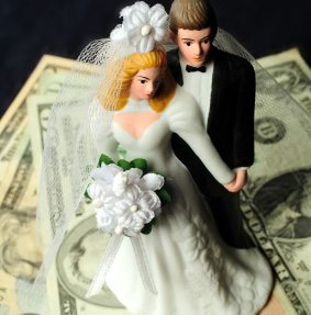 Married and Merging Accounts: 5 Financial Tips for Newlyweds