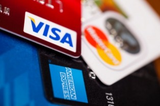 credit cards visa mastercard amex