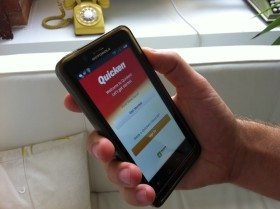 Quicken Finally Goes Mobile