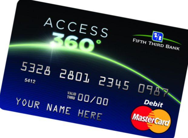 fifth third bank prepaid card