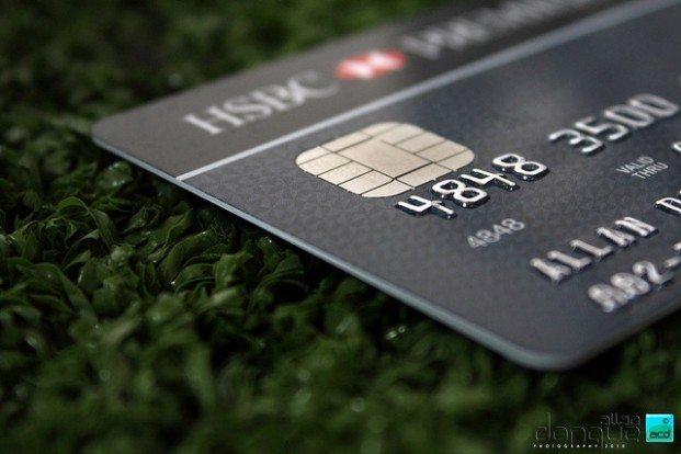 EMV Chip card