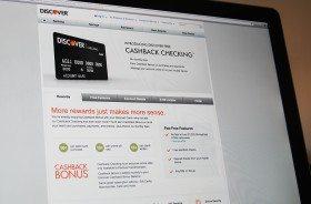 Sneak Peek: Discover Bank's New Online Cashback Checking