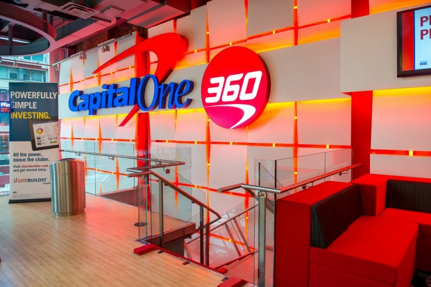 Capital One 360 NY Cafe
