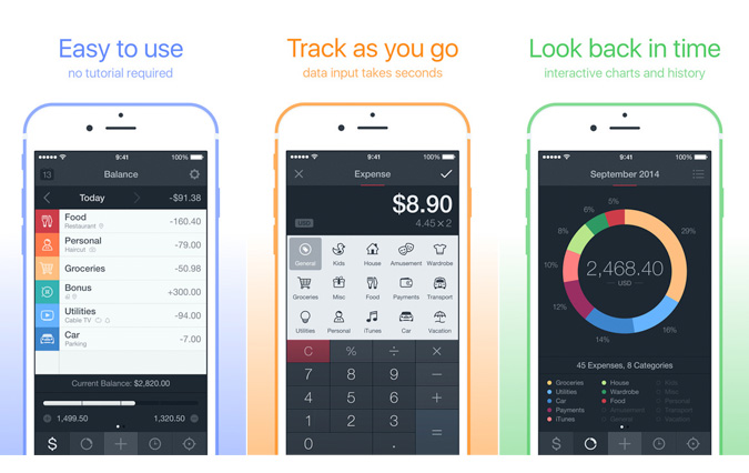Saver iPhone App