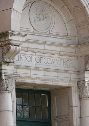 college school of commerce