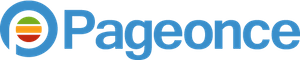 pageonce logo