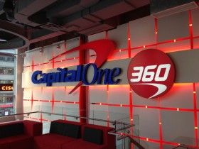 Capital One 360 cafe