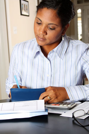 save money balance checkbook