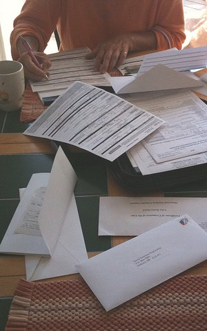 paperwork forms