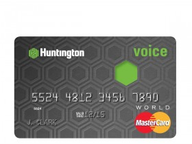 Huntington Unveils Versatile Rewards Credit Card