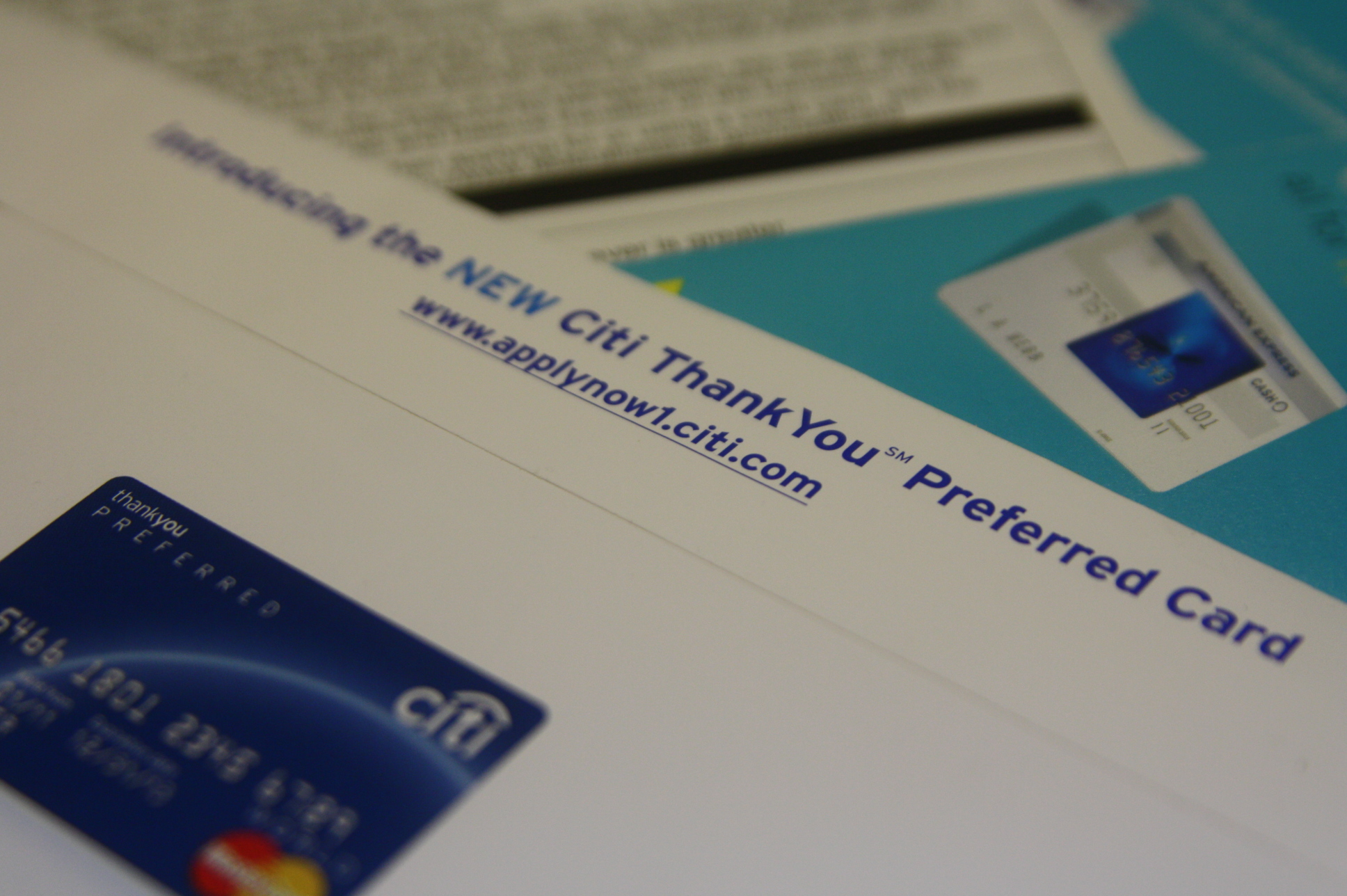 Citi ThankYou Preferred Card