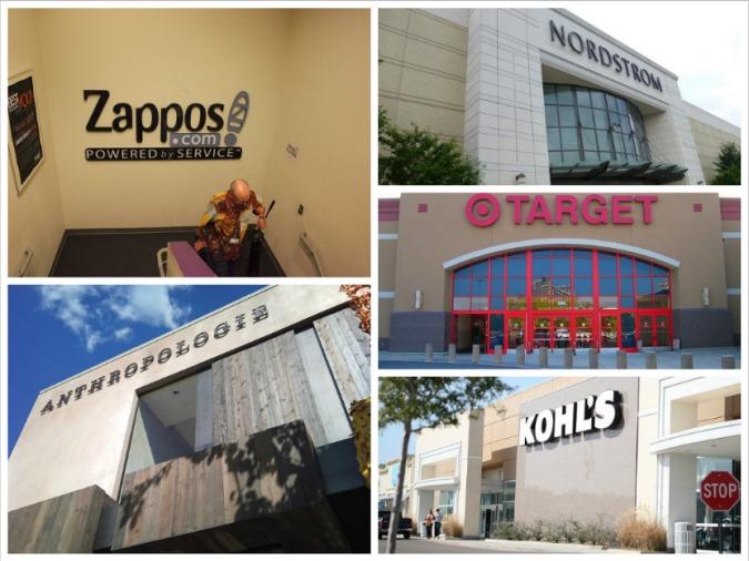 Store Retailers