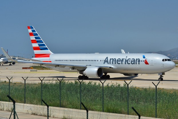 American Airlines us airways merger image