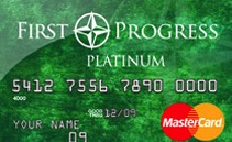 First Progress Platinum Credit Card