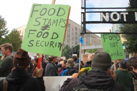 Food Stamps Cut for 850,000 People