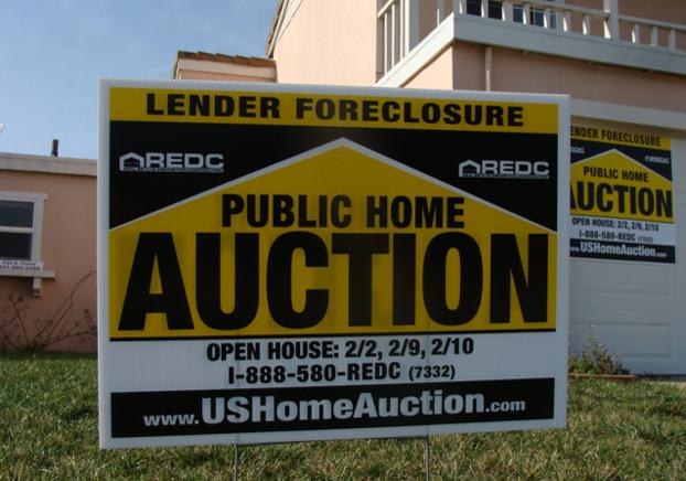 Foreclosure in Salinas by Brendel