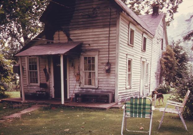 Zombie Property by Erik Calonius, courtesy National Archives