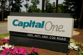 Don't Panic: Capital One Won't Show Up to Your Home