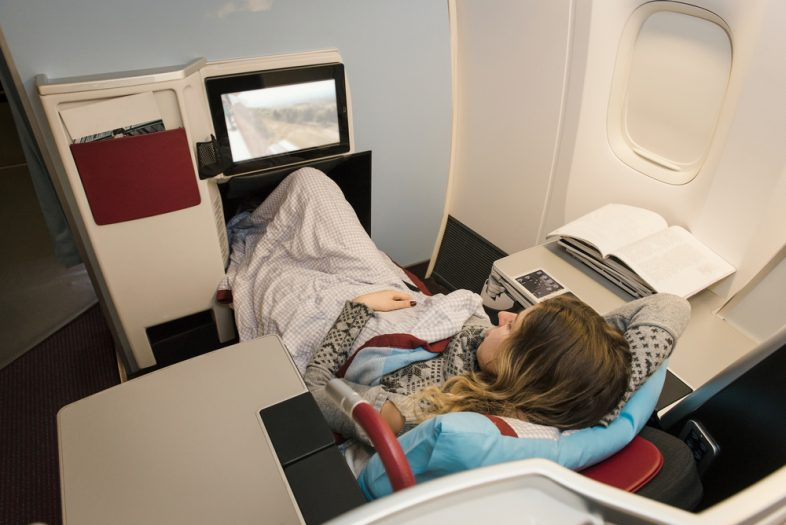 When Upgrading to Business or First Class Is Worth It