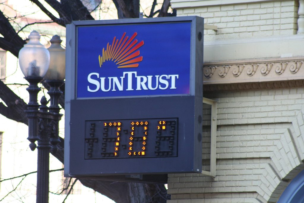 SunTrust Out-of-Network ATM Fees to Increase in May 2014