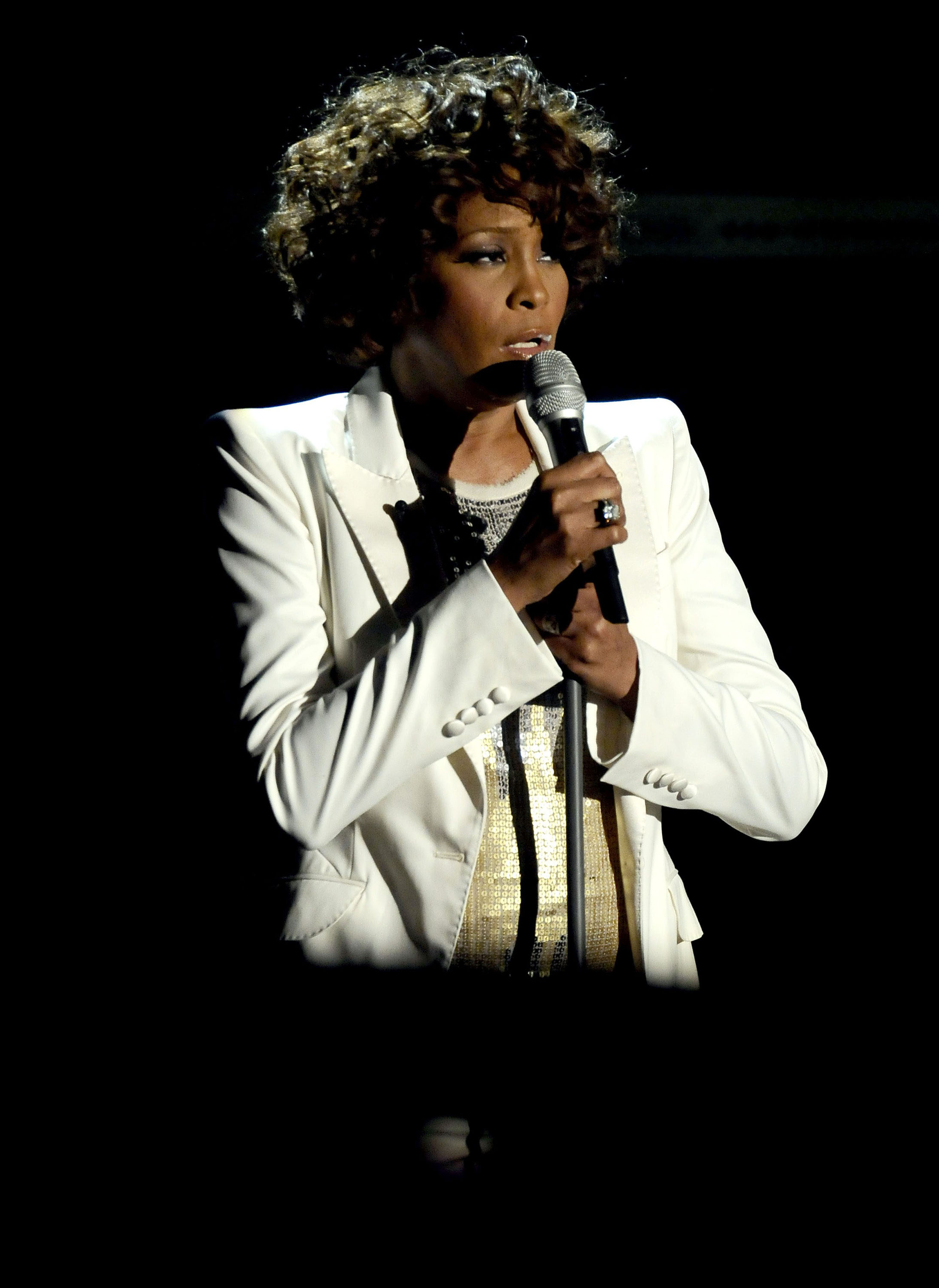 Whitney Houston Passes Away In Beverly Hills ***FILE PHOTOS***