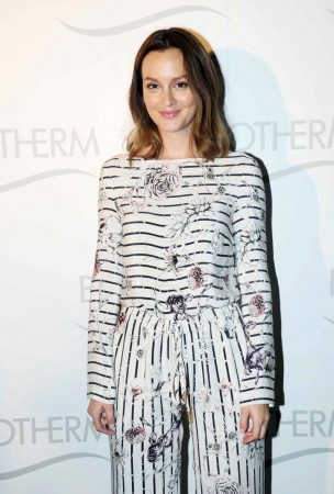 Leighton Meester Attends Biotherm Event In China