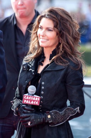Shania Twain's Welcome Event at Caesar's Palace