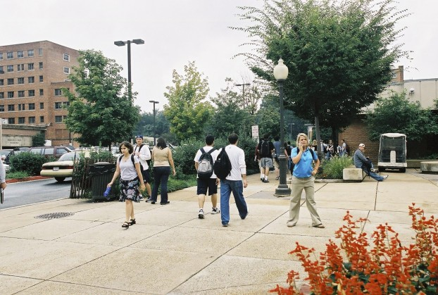 Photos from College Campuses