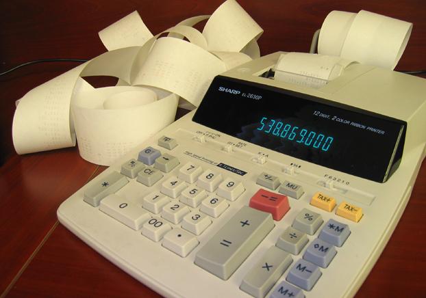 Tax Refund by Darren Shaw S