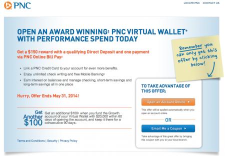 PNCbankdeal $250April2014