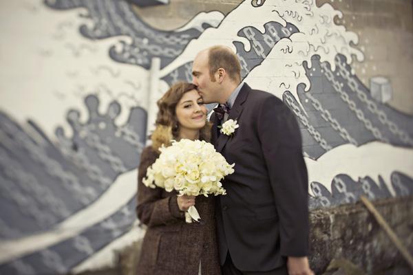 Red Hook/Tribeca Wedding