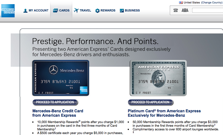 Top credit card deals offering bonuses cash back may for American express mercedes benz credit card