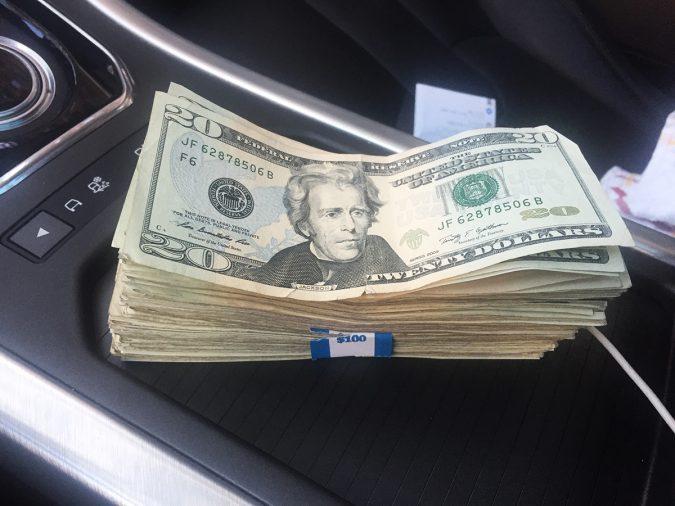 claim money