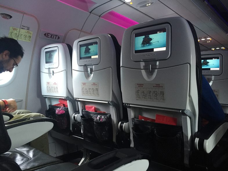 Virgin America Airline Review and Travel Tips