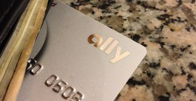 ally bank debit card