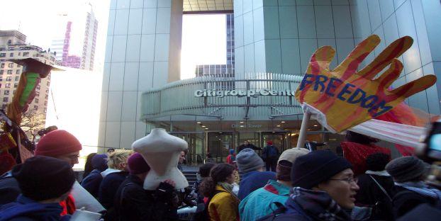 Citigroup settlement image