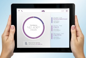 Ally Bank Launches Its First iPad App