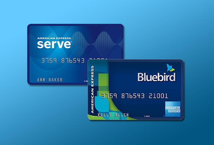 amex bluebird serve