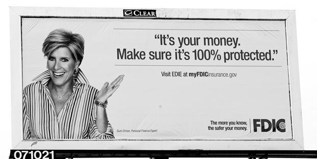 suze orman prepaid debit card image