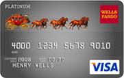Wells Fargo best secured credit card image
