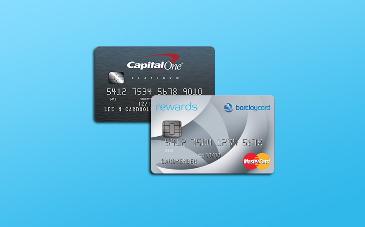 capital one barclaycard