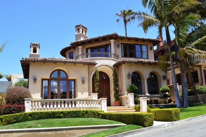 Million Dollar House CA