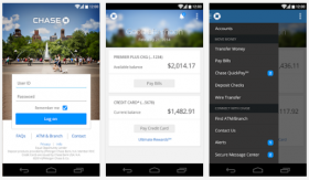 Chase Launches Redesigned Android App
