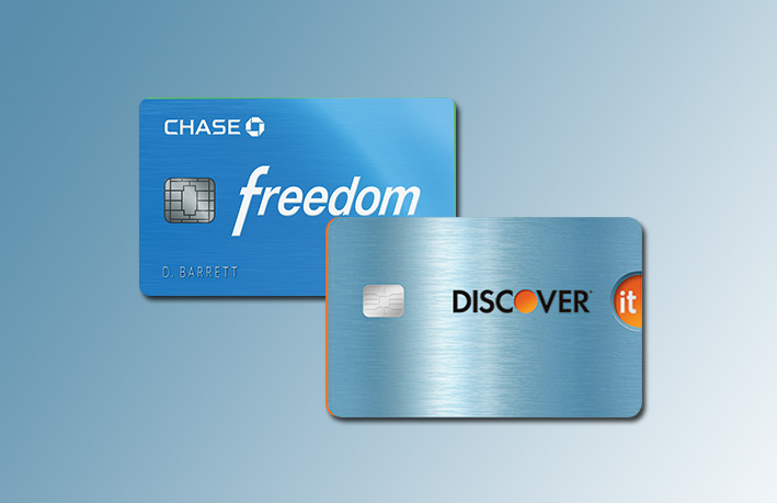Chase Freedom® vs. Discover it®: Finding the Better Cash Back Credit Card