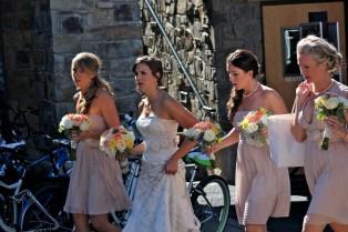 bridesmaids bride