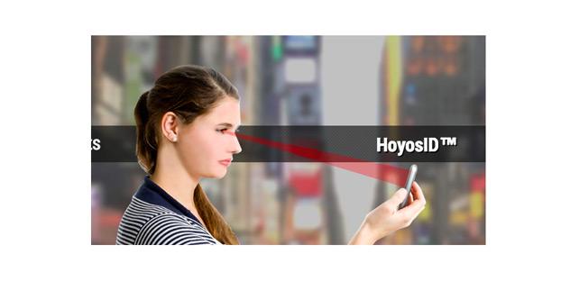 facial recognition app image
