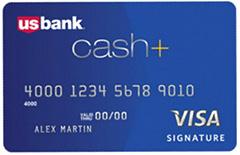 U.S. Bank Cash Visa Signature