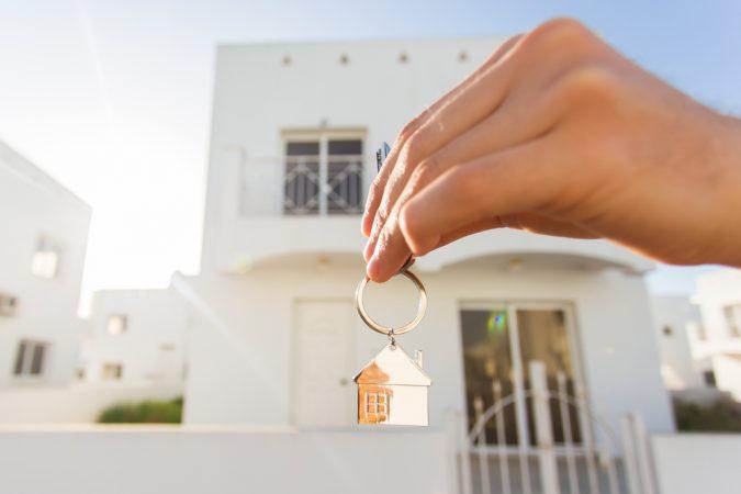 buy new house