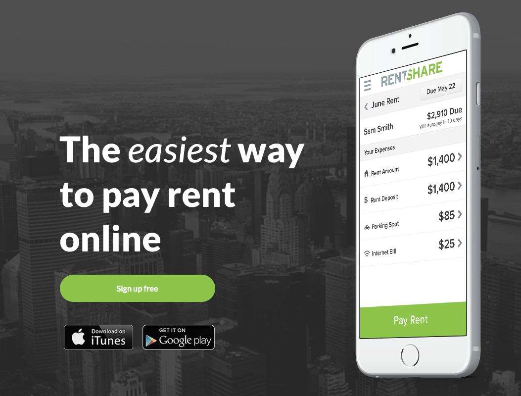 rentshare app
